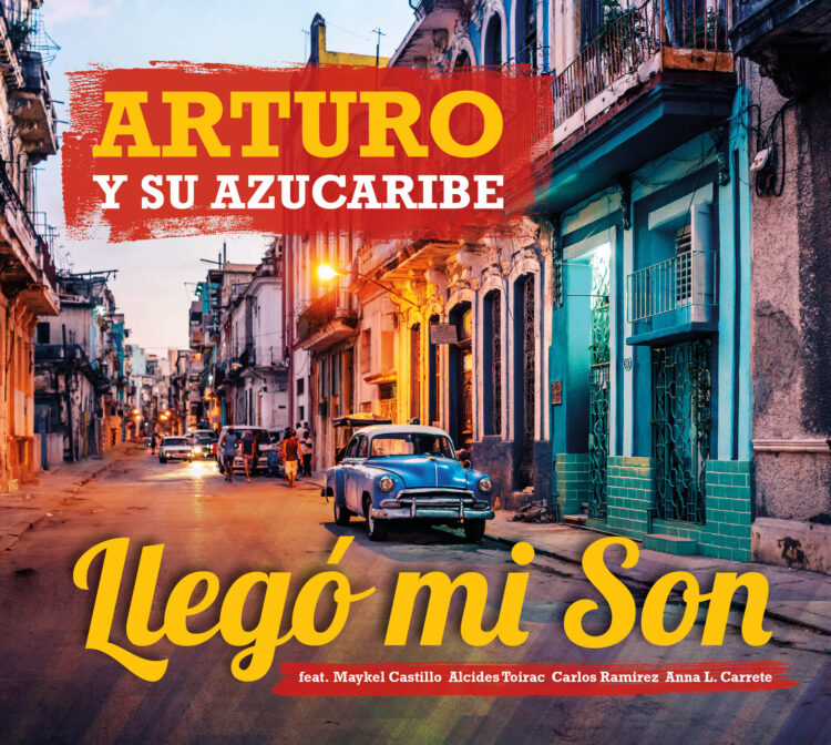 New Album de Azucaribe